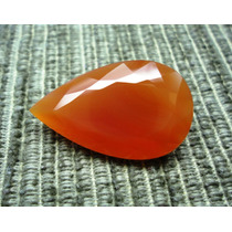 15 Cts Pedras Preciosas Lindíssima Carnelian Gota