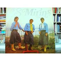 Vinil / Lp - Os Mirins - 25 Anos - 1980