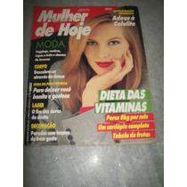 Revista Mulher De Hoje Nº 148 - Alexandre Frota, Maria Claud