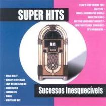 Cd Super Hits Sucessos Inesquecíveis * Frete Grátis *