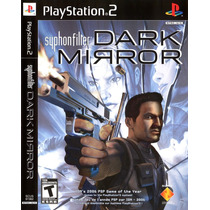 Syphon Filter Dark Mirror Ps2 Original Jogo Novo Lacrado
