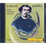 Quarteto Bessler-reis - Carlos Gomes E Os Contemporâneos Cd