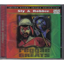 Cd :sly & Robbie - Reggae Greats - A Dub Experience - Cd Nov