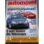 Revista Automóvel & Requinte - Nº 62 - Março/2002 -f. Gratis