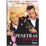 Dvd - Penetras Bons De Bico - Owen Wilson