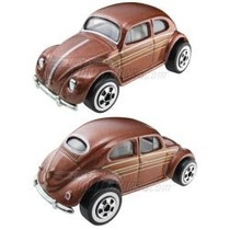 Hot Wheels Since 68 Vw Beetle Top 40. N.07. Esc.1/64. Novo.