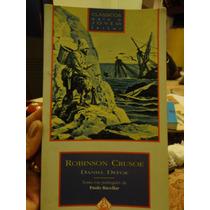 Livro Robinson Crusoé - Daniel Defoe
