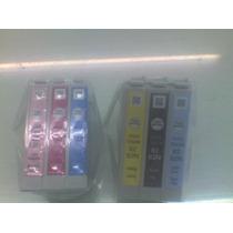 Cartucho Foto Impressora Epson T-50 R 270 R290 R390 T50