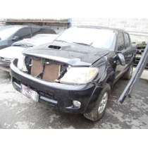 Sucata Toyota Hilux 06/06 3.0 Diesel 4x4 - Id 88*213