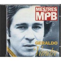 Geraldo Vandré - Cd Hora De Lutar (1965) Lacrado De Fábrica