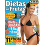 Dietas Só Frutas 2008 - Capa: Ellaine Alves