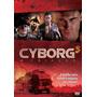 Dvd Original Do Filme Cyborg 3