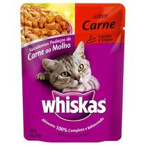 Whiskas Sache 85g Caixa Com 24 Unidades