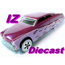 Purple Passion Merc Hot Wheels Since 68 Top 40 25/40 Lacrado