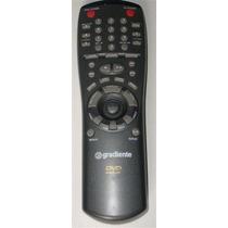 Controle Remoto Para Dvd Gradiente D-12 / Ht-6500 Original