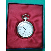 Relógio De Bolso Pocket Watch Collection 4,5 Cms