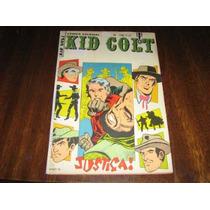 Kid Colt Nº 10 Cômico Colegial Junho/1961 Editora La Selva