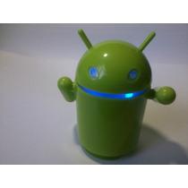 Boneco Android Pronta Entrega 9,5cm 4.0 Ice