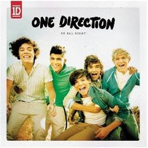 Cd One Direction -up All Night