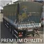 Lona Pvc Caminhão 6x5 M Anti-chamas Vinil Vinilona Encerado