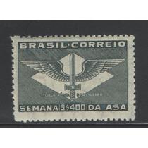 Selo Semana Da Asa-fab- Rhm C-170-ano 1941-mint