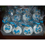 Kit 10 Lembranças Bebê Pijama Biscuit Latinha Confetes