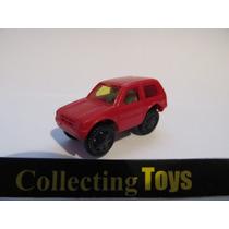 Kinder Ovo - Carro Fiat Verm. - ( K 95 - Nº 03) - ( L 199 )
