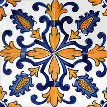 Adesivos Imitando Azulejos Decorativos 12 Unids. 20 X 20 Cm