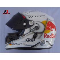 Capacete F1 Arai Sebastian Vettel 2013 Gp / Bahrein Gp