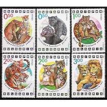 Ipê-142 - Bulgaria - Fauna - Felinos.