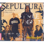 Sepultura - Choke Cd Single Promocional Revista Trip