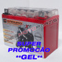 Bateria Gel Moto Burgman An 125 Future Smart Suzuki