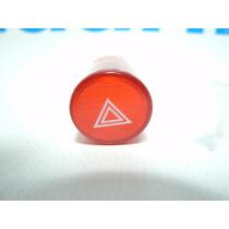 Capa Do Botão Pisca Alerta Ford Fiesta Courier Modelo Longo