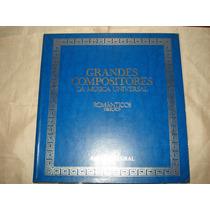 Grandes Compositores Da Musica Universal- Coleçao De 8 Lps