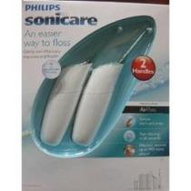 Airfloss Kit Com 2 Aparelho Sonicare Philips Irrigador Oral