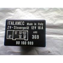 Rele De Trava Das Portas Do Opala Monza 85/87 Gm