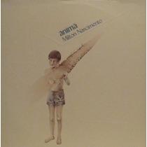 Milton Nascimento Lp Anima - Encarte - 1982