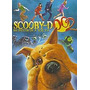 Dvd Original Do Filme Scooby Doo 2 - Monstros À Solta