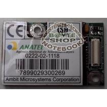 Placa Modem Mini Pci Do Notebook Ibm T41