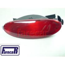 Lanterna Neblina Parachoque Peugeot 206 Nova