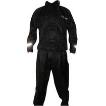 Capa De Chuva Para Motoqueiro (calça + Jaqueta) - Iso 9001