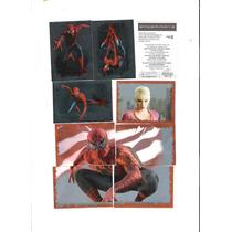 Figurinhas Spider-man 3 - 2007 - Avulsas - Preço Promocional