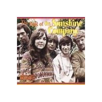 Cd - Sunshine Company - The Best Of - Importado - Lacrado
