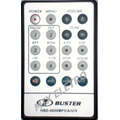 Controle Remoto Pcd Player Mp3 Automotivo Hbuster Hbd-4000