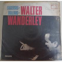Lp Walter Wanderley - Sucessos + Boleros
