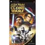 Jogo Star Wars The Clone Wars Republic Heroes Pra Psp Lacrad