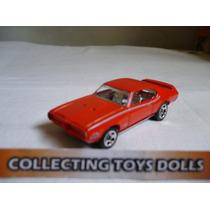 Hot Wheels (351) Pontiac Gto 69 - Collecting Toys Dolls