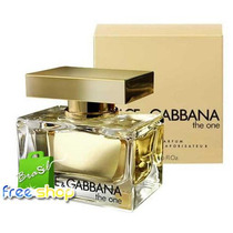 Perfume The One Feminino 75ml - Dolce & Gabbana Original