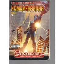 Marvel Millennium Homem-aranha Nº 11 - Marvel- Panini Comics