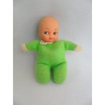 Boneca Miudinha Verde Coleção